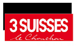 3 SUISSES Le Chouchou head logo