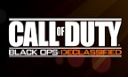 Call of Duty Black Ops Declassified trophees logo vignette 13.11.2012.