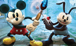 Disney Epic Mickey 2 The Power of two logo vignette 18.03.2013.