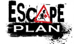 Escape plan logo head