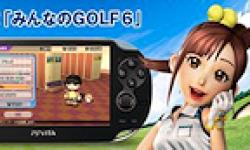 Everybody\'s Golf 6 logo vignette 19.06.2012
