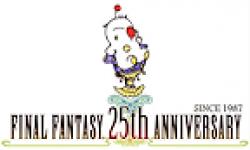 FInal Fantasy 25 anniversary logo vignette 18.12.2012.