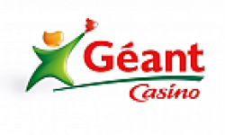 geant casino logo head