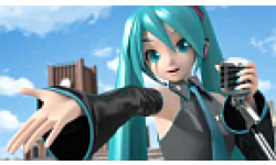 Hatsune Miku Project Diva 2nd head