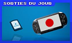 Les sorties du jour japon nippon  logo vignette 30.03.2012