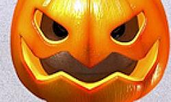 LittleBigPlanet PSVita halloween mask logo vignette 01.11.2012.