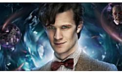 matt smith doctor who head