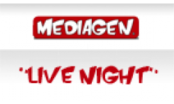 Mediagen Live Night 44 logo