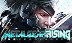 Metal Gear Rising Revengeance logo vignette 20.03.2013.