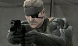 Metal Gear Solid 4 NGP Hideo Kojima PS Meeting