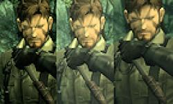 Metal Gear Solid HD Collection comparaison logo vignette 25.06