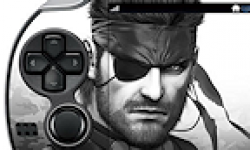 Metal Gear Solid HD Collection skin stickers logo vignette 03.04.2012