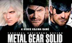 Metal gear Solid HD Collection Test logo vignette 26.06.2012