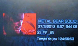 Metal Gear Solid Peace Walker HD PSVita logo vignette 27.03.2012