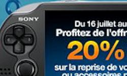 Micromania offre psvita 20 pour cent logo vignette 26.07.2012