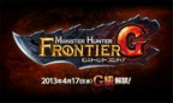 monster hunter frontier G vignette