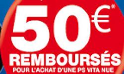 Offre remboursement playstation vita 50 euro sony logo vignette 19.01.2013.