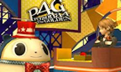 Persona 4 The golden logo vignette 05.04.2012