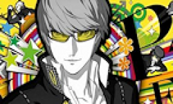 Persona 4 The Golden logo vignette 08.03