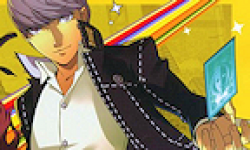 Persona 4 The Golden logo vignette 13.06.2012