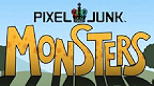 PixelJunk Monsters logo vignette