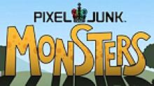 PixelJunk Monsters logo vignette