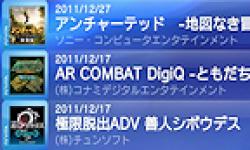 PlayStation Store japonais Top 10 ranking PSS logo vignette 26.01.2012