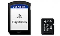 PlayStation Vita carte jeu sauvegarde memory