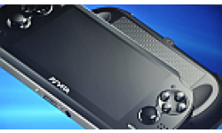 playstation vita hardware console head