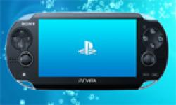 PlayStation Vita PSVita Console head