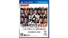Pro Baseball Spirits 2012 covers yakyuu logo vignette 28.02