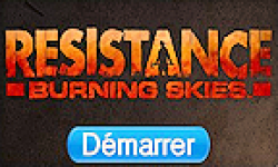Resistance Burning Skies logo vignette 30.05.2012