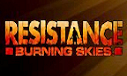 Resistance Burning Skies logo vignette 31.05.2012