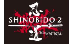 shinobido2 logo black