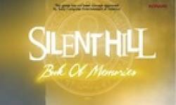 silent hill book book of memories logo