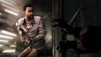 The Walking Dead telltale game