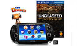 uncharted golden abyss best buy bundle playstation vita offert coupon head 2