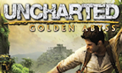 Uncharted Golden Abyss test verdict review logo vignette 31.01.2012