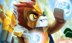 Vignette head LEGO Legends of Chima