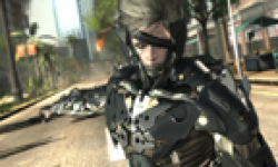 Vignette Head Metal Gear Rising