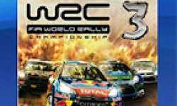 WRC 3 DLC contenu supplementaire logo vignette 29.11.2012.